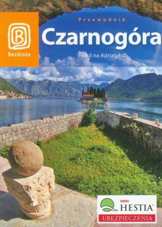Czarnogóra. Fiord na Adriatyku. - okładka książki