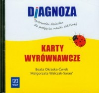 Diagnoza gotowości dziecka do podjęcia nauki szkolnej. Karty wyrównawcze (CD) - okładka książki
