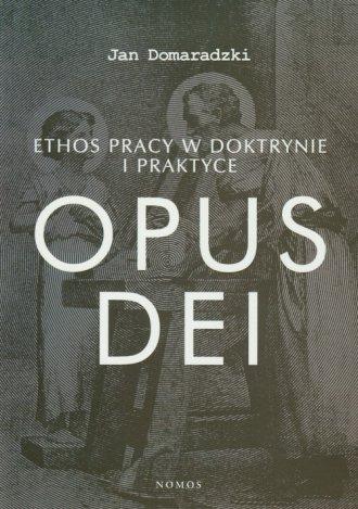 Ethos pracy w doktrynie i praktyce - okładka książki