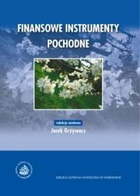 Finansowe instrumenty pochodne - okładka książki