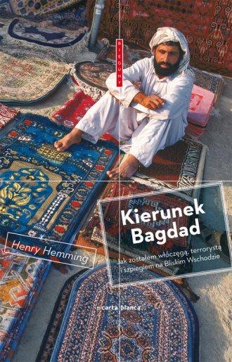 Kierunek Bagdad - okładka książki
