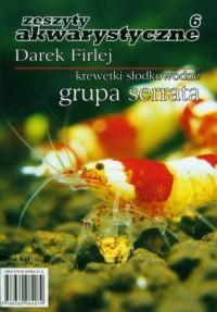 Krewetki słodkowodne. Grupa serrata - okładka książki