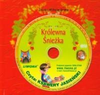 Królewna Śnieżka Słuchowisko na - pudełko audiobooku