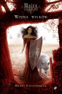 Mojra. Wojna wilków - okładka książki