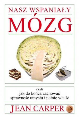 Nasz wspaniały mózg - okładka książki