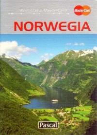 Norwegia. Przewodnik ilustrowany - okładka książki