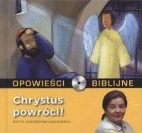 Opowieści biblijne. Tom 25. Chrystus powróci (CD) - pudełko audiobooku