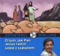 Opowieści biblijne. Tom 8. O tym, jak Pan Jezus radził sobie z szatanem (CD) - pudełko audiobooku