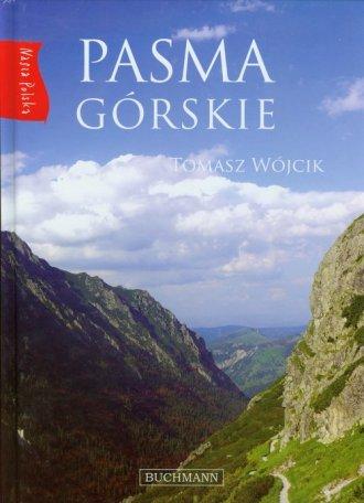 Pasma górskie. Nasza Polska - okładka książki