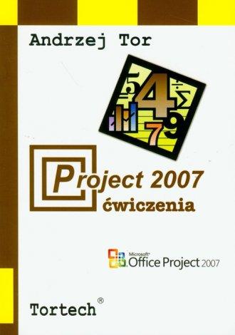 Project 2007. Ćwiczenia - okładka książki