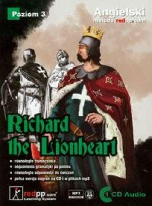 Richard the Lionheart Angielski - okładka podręcznika
