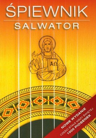 Śpiewnik Salwator - okładka książki