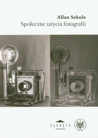 Społeczne użycia fotografii - okładka książki