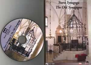 Stara Synagoga - pudełko programu