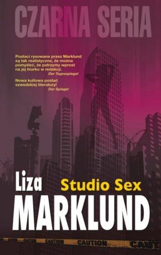 Studio SEX - okładka książki