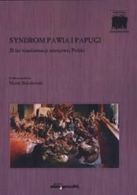 Syndrom pawia i papugi. 20 lat - okładka książki