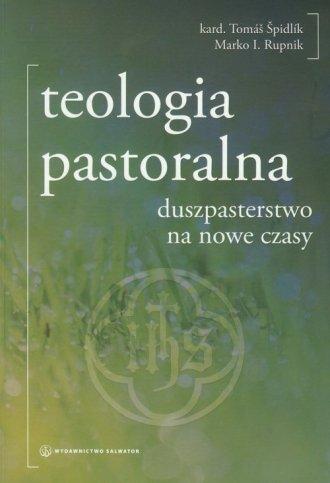 Teologia pastoralna - okładka książki