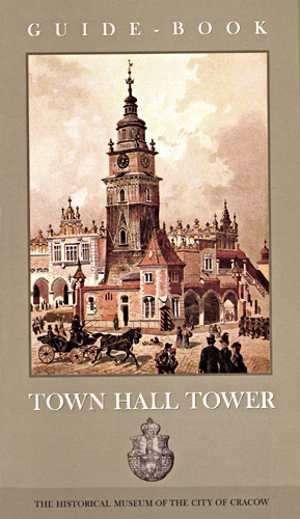 Town Hall Tower - okładka książki