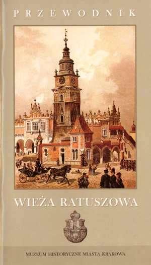 Wieża Ratuszowa - okładka książki