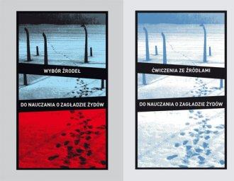 Wybór źródeł do nauczania o zagładzie - okładka książki