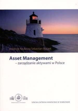 Asset Management - zarządzanie - okładka książki