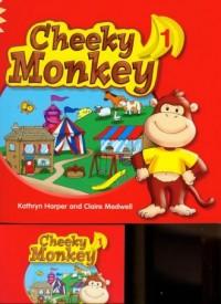 Cheeky Monkey 1. Pupil s Book (+ - okładka podręcznika