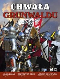 Chwała Grunwaldu - okładka książki