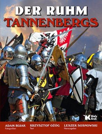 Der Ruhm Tannenbergs - okładka książki
