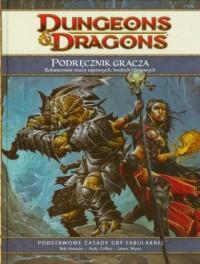 Dungeons & Dragons. Podręcznik Gracza 4.0 - okładka książki
