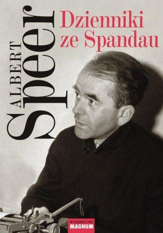 Dzienniki ze Spandau - okładka książki