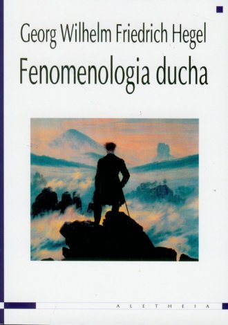 Fenomenologia ducha - okładka książki