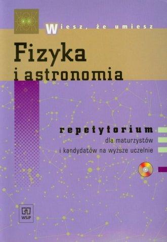 Fizyka i astronomia. Repetytorium - okładka podręcznika