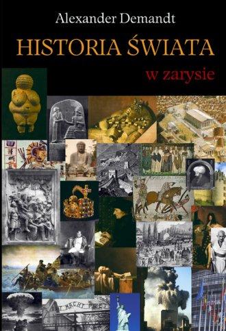 Historia świata w zarysie - okładka książki