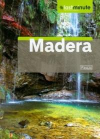 Madera. Last Minute - okładka książki