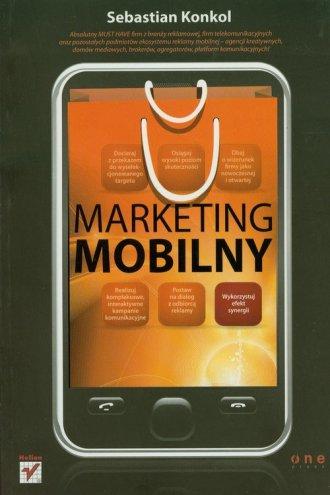 Marketing mobilny - okładka książki