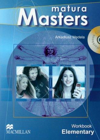 Matura Masters. Elementary Workbook - okładka podręcznika