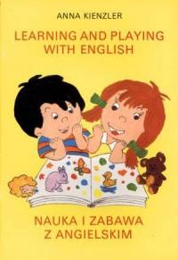 Nauka i zabawa z językiem angielskim - okładka podręcznika