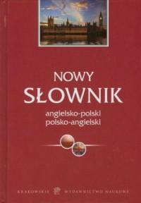 Nowy słownik angielsko-polski, polsko-angielski - okładka książki