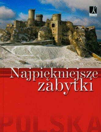 Polska najpiękniejsze zabytki - okładka książki