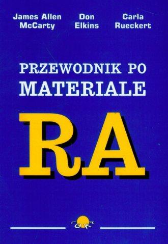 Przewodnik po materiale RA - okładka książki