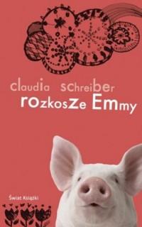 Rozkosze Emmy - okładka książki