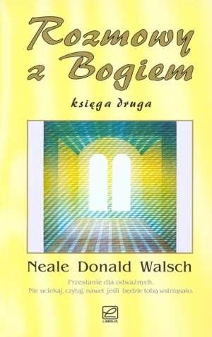 Rozmowy z Bogiem. Księga druga - okładka książki