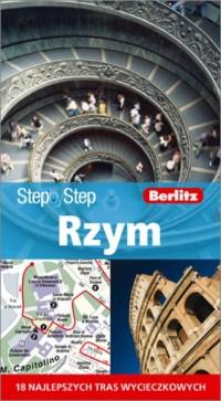 Rzym. Przewodnik. Seria: Step by Step - okładka książki