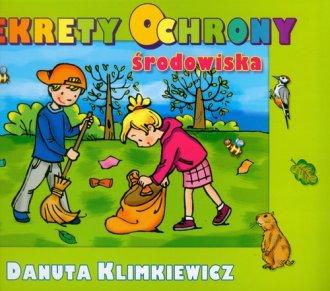 Sekrety ochrony środowiska - okładka książki