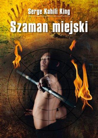 Szaman miejski - okładka książki