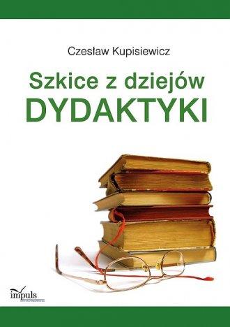Szkice z dziejów dydaktyki - okładka książki