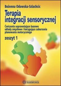 Terapia integracji sensorycznej. - okładka książki