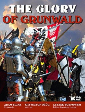 The Glory of Grunwald - okładka książki