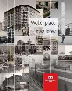 Wokół placu Inwalidów - okładka książki