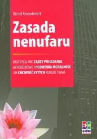 Zasada nenufaru - okładka książki